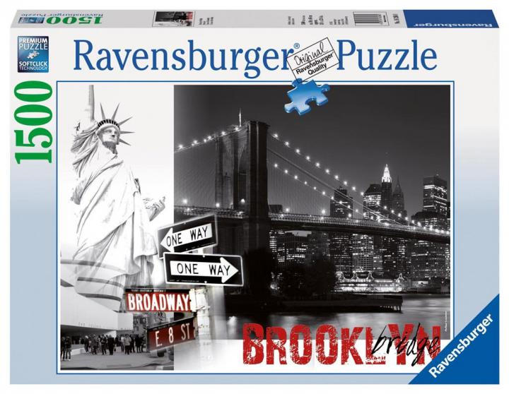 Ravensburger Brooklynský most 1500d