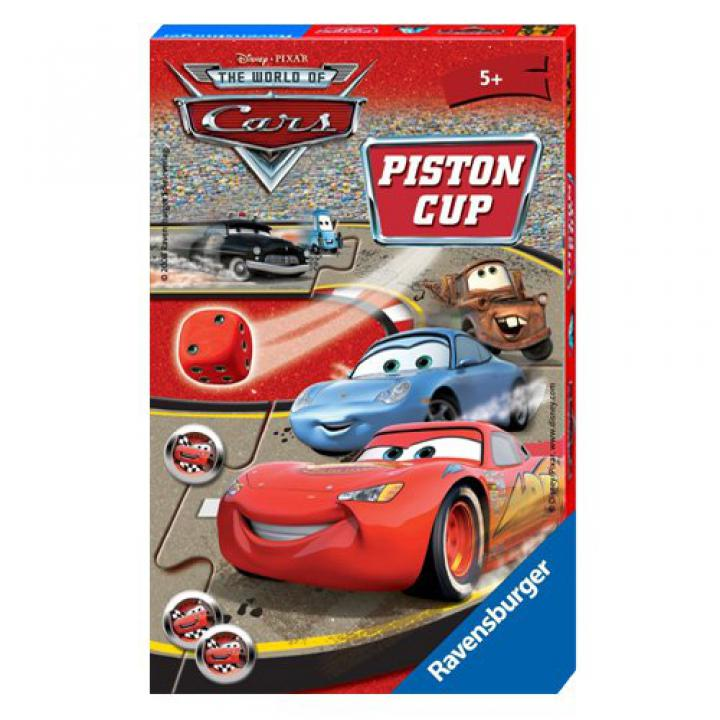 Ravensburger Cars Piston Cup hra