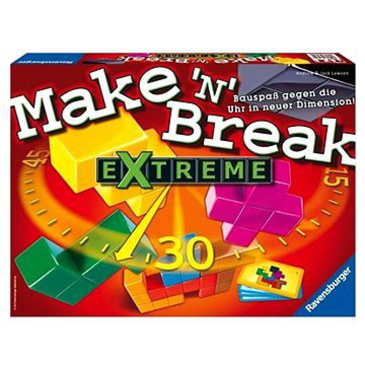 Ravensburger Make and Break Extreme hra