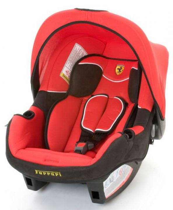 Safety Baby Ferrari BeOne SP