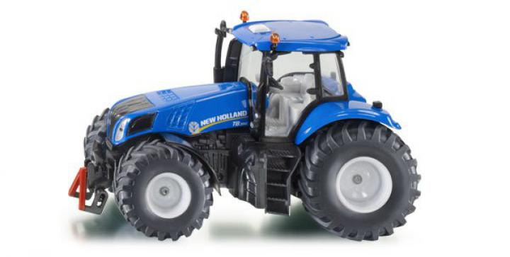 SIKU Traktor New Holland T8050, 1:32