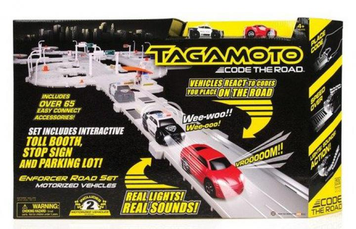 Tagamoto Enforcer Road Set