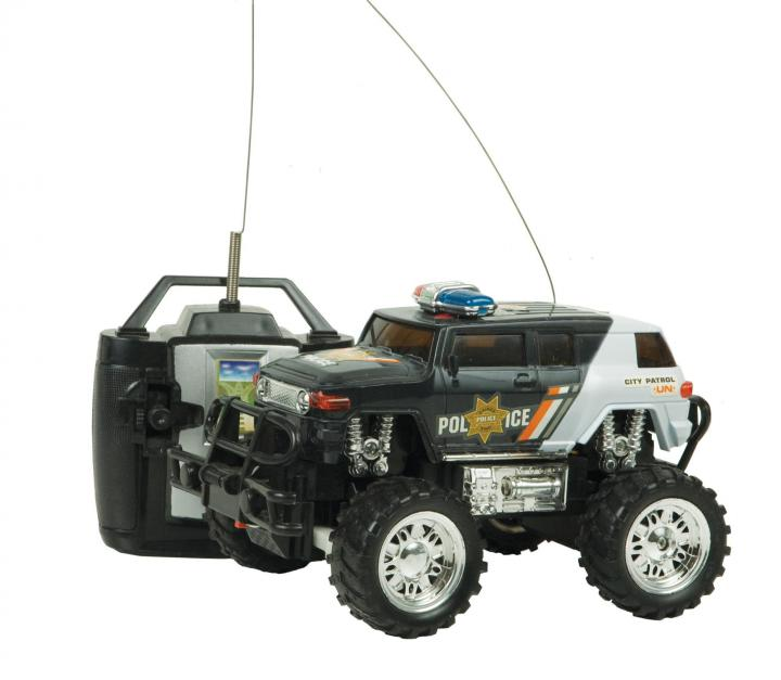 Teddies Auto RC Monster Truck