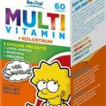 The Simpsons Multivitamin