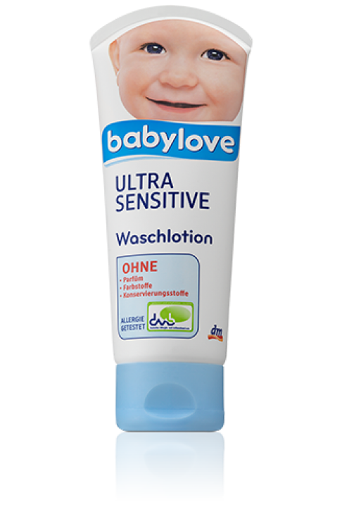 Ultra Sensitive mycí emulze