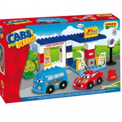 Unico Cars for kids - Čerpací stanice