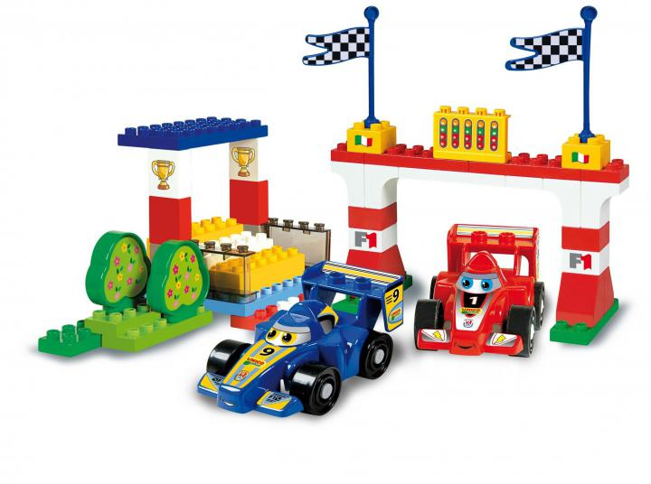Unico Cars for kids - Závod F1