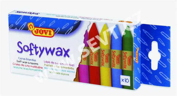voskovky Softywax