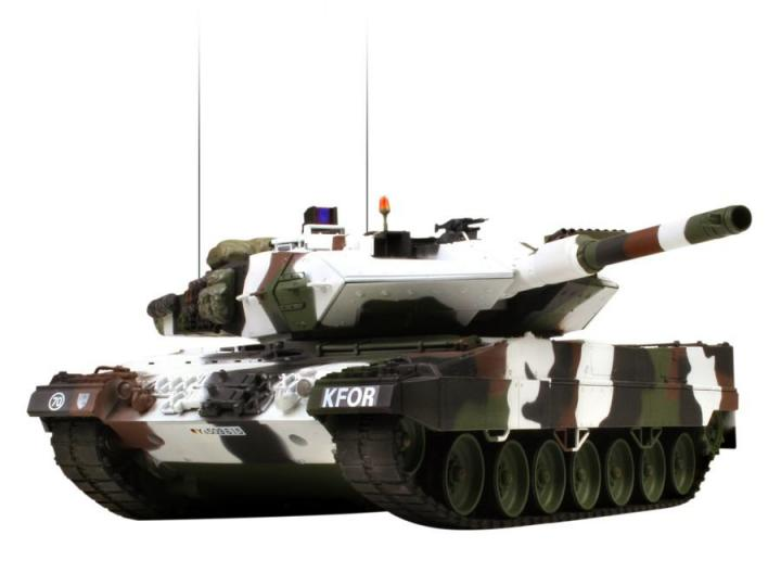 Vstank R/C Tank Airsoft German Leopard 2A5 Winter