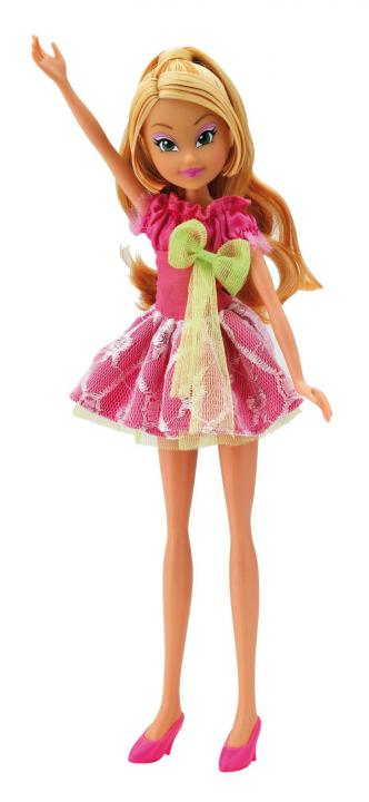Winx Magical Party-Flora