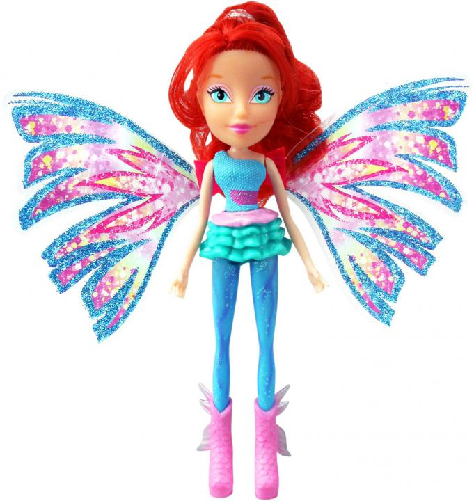 Winx Mini doll Sirenix - Bloom