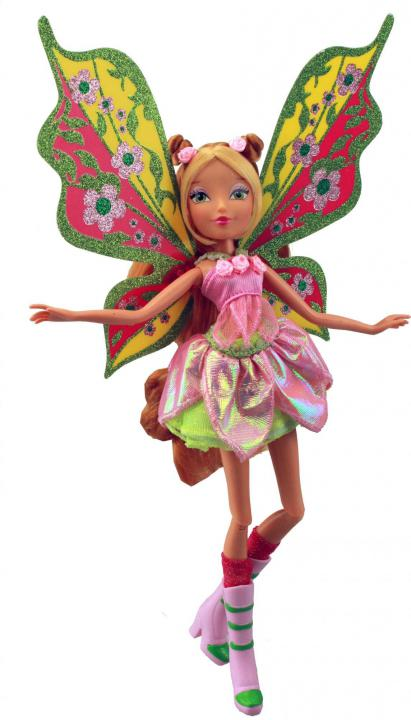 Winx New Believix Fairy Flora