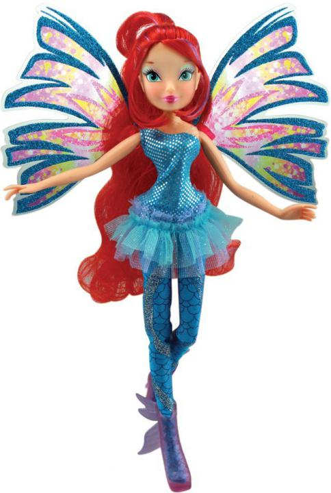 Winx Sirenix Fairy Bloom