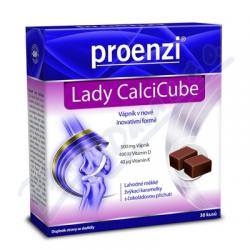 Proenzi Lady CalciCube