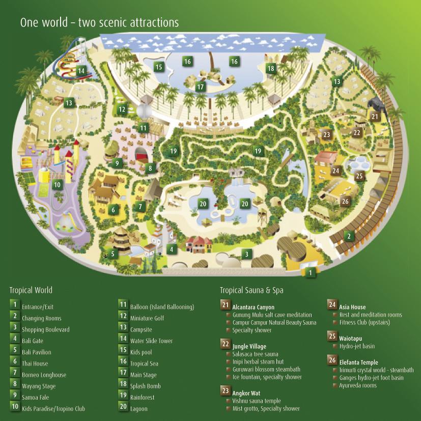 Nemecko Tropical Island Sluzby Promaminky Cz