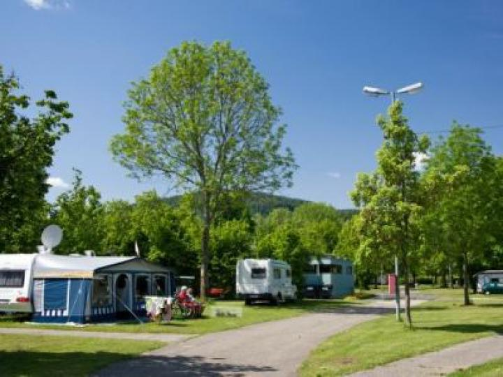 Rakousko - Campground Klagenfurt am Wörthersee