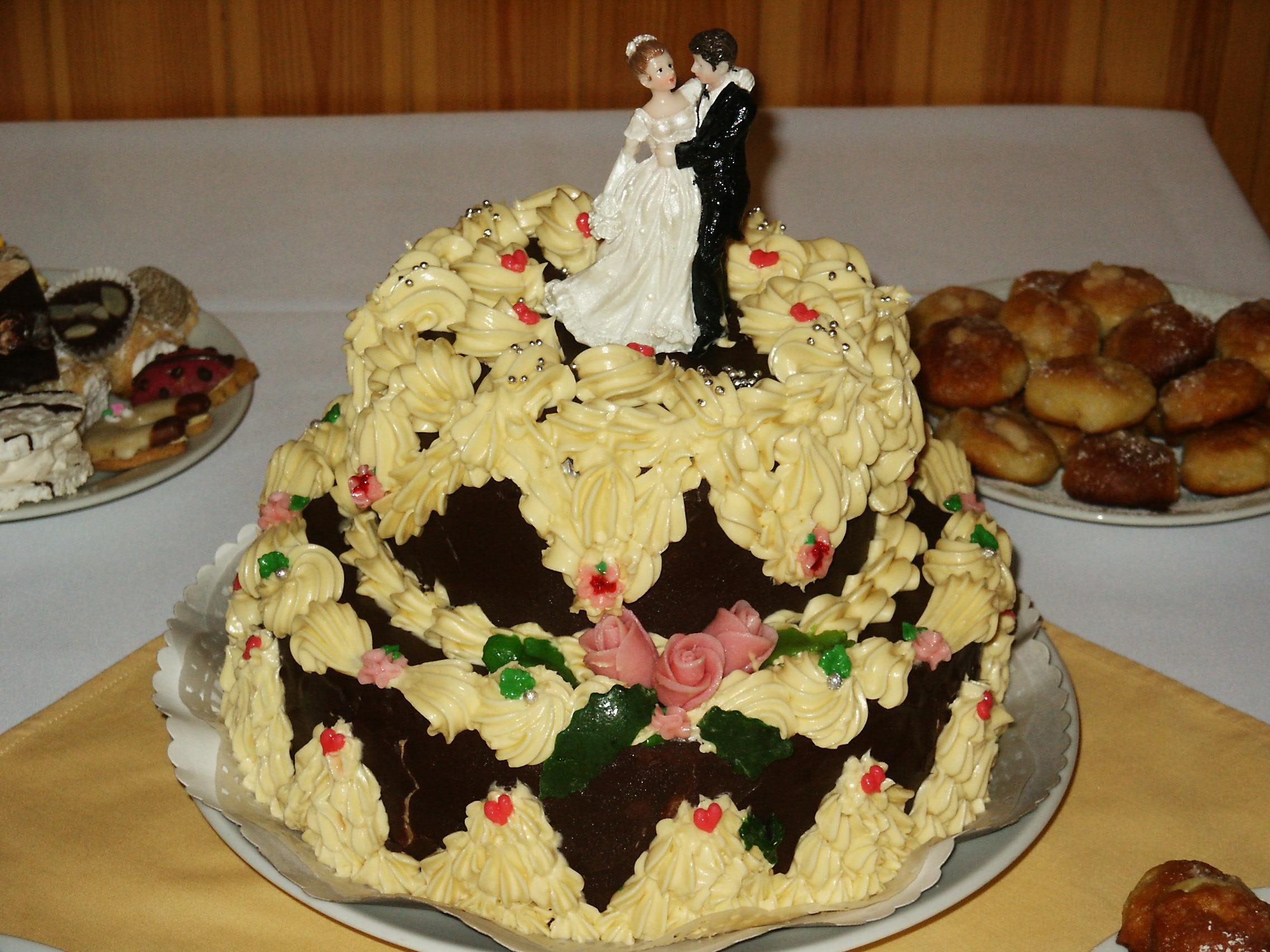 Trendy pro výběr svatebního dortu   Dorty, jídlo